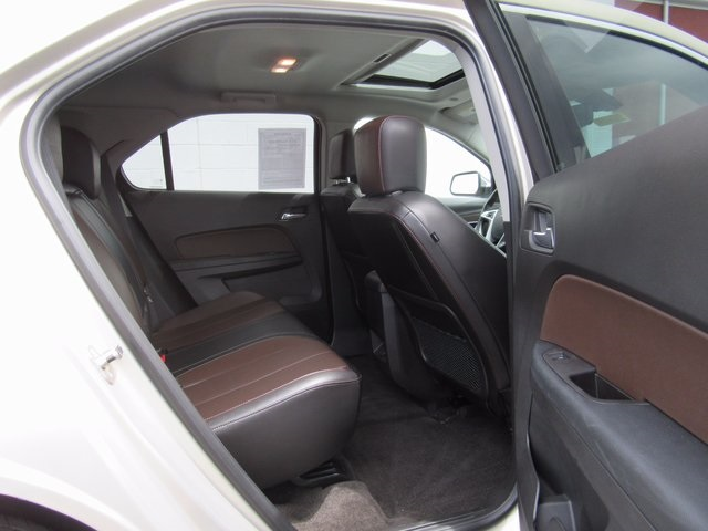 Pre-Owned 2011 Chevrolet Equinox LTZ