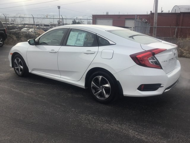 Pre-Owned 2019 Honda Civic LX