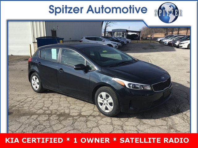Certified Pre-Owned 2017 Kia Forte LX