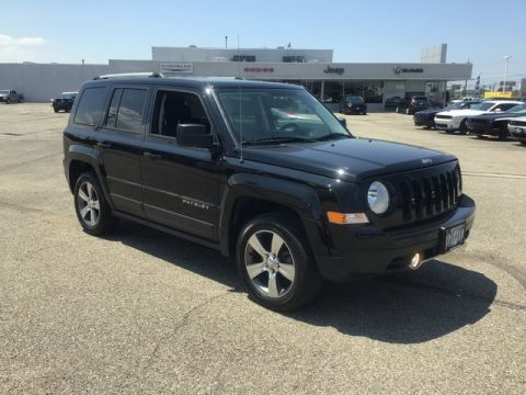 Pre-Owned 2017 Jeep Patriot High Altitude FWD 4D Sport Utility