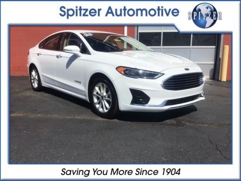Pre-Owned 2019 Ford Fusion Hybrid SEL With Navigation