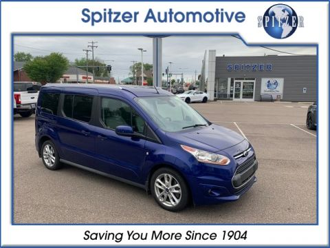 2014 Ford Transit Connect Titanium